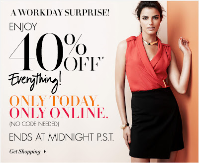 Click to view this July 27, 2011 Ann Taylor email full-sized