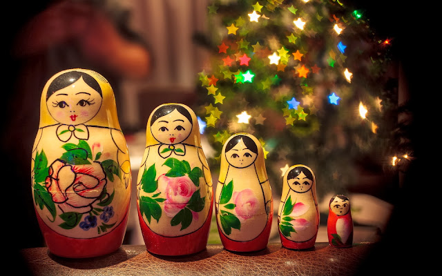 Toys Matryoshka