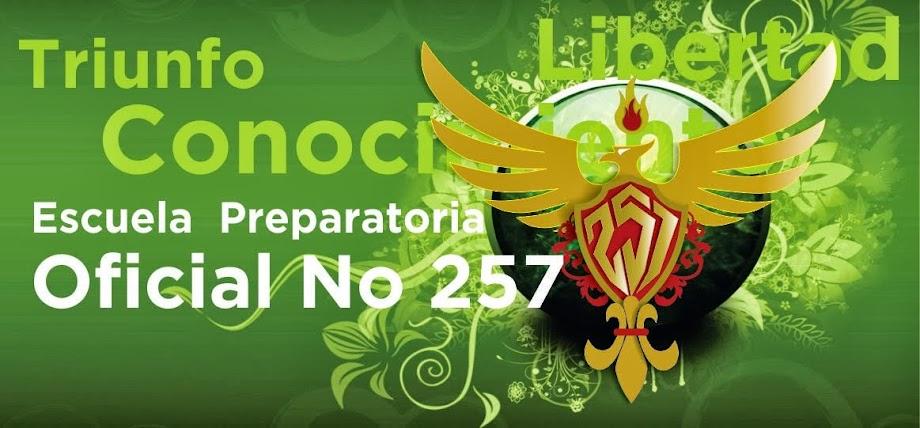 PREPARATORIA 257