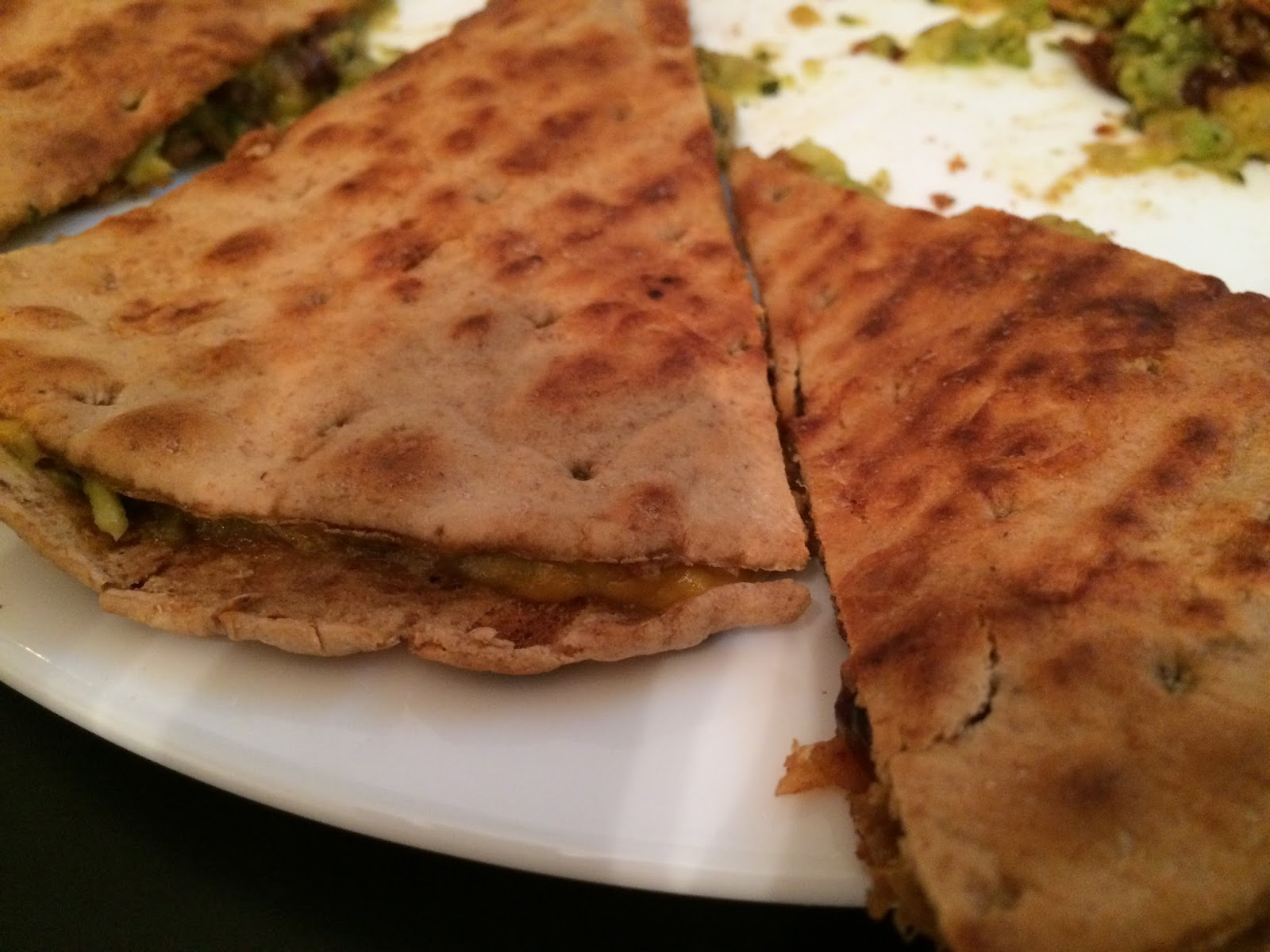 ... With Avocado and Chipotle Black Bean Quesadillas and | Life in Reviews
