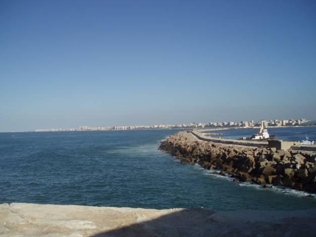 الإسكندريــة مدبنة السحر والجمال Alexandria+Sea+Coast+%287%29