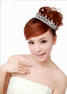 Wedding Headband Tiara – Crystal Crown Style