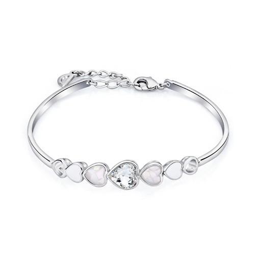 Swarovski Bracelet Heart