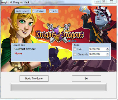Knights and Dragons Hack Tool v2.1