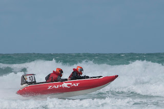 Zapcat race Fistral beach Grand Prix pictures