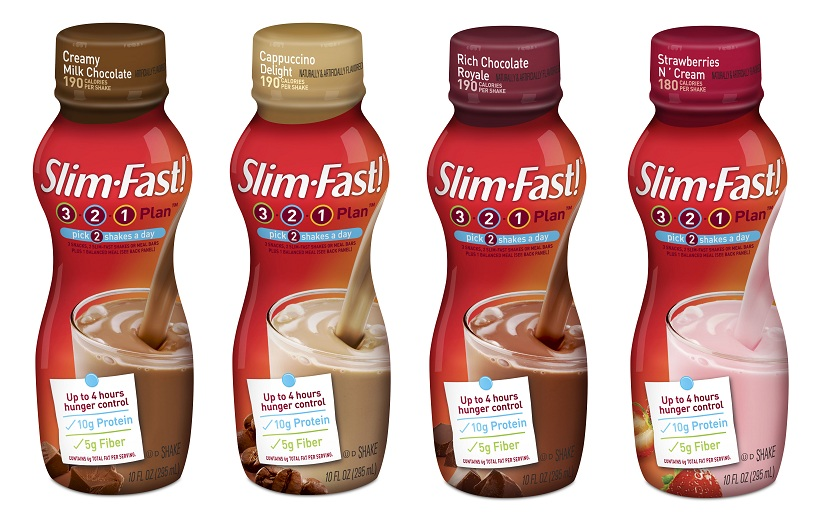 slim fast shakes for weight loss