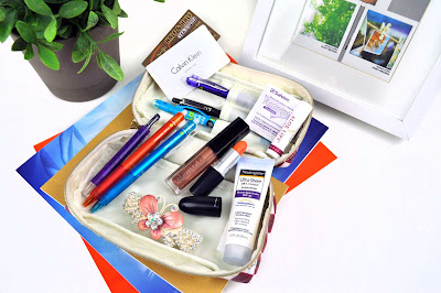 suitcase pencil pouches at CoolPencilCase.com