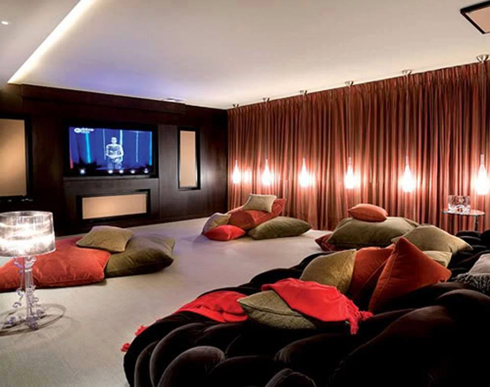 Unique Home Theater Ideas 3