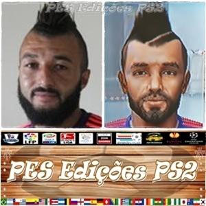Alex Muralha (Flamengo) Ex Figueirense PES PS2