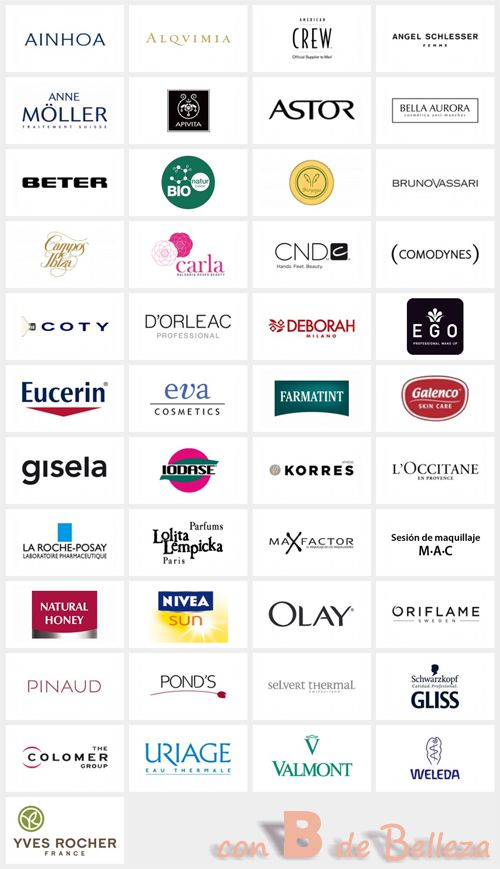 JolieBox marcas