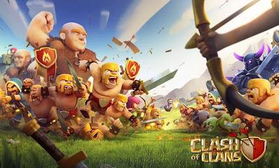Mengenal Lebih Dekat Game Android Clash Of Clans