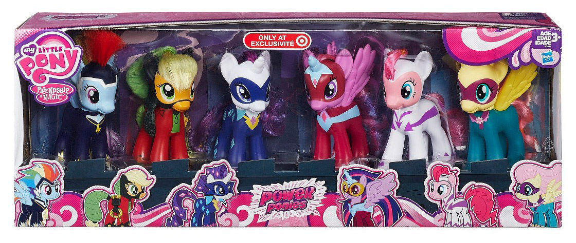 Power Ponies Fashion Styles Listed On Target Website Mlp