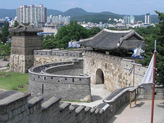 Image result for ป้อมปราการฮวาซอง