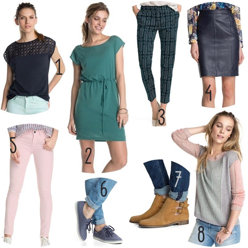 Para mujer, para hombre y para peques. Estas son algunas de las prendas que podéis encontrar ahora mismo en su tienda online