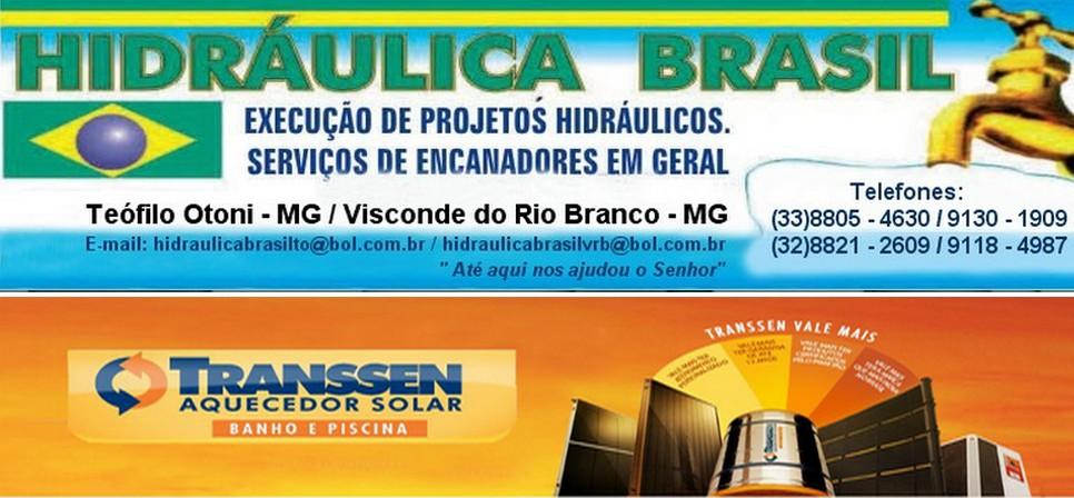 HIDRAULICA BRASIL RIOBRANQUENSE LTDA