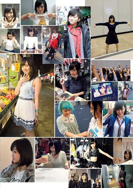山本彩 Yamamoto Sayaka Weekly Playboy 2016 No 3-4 Pictures 2