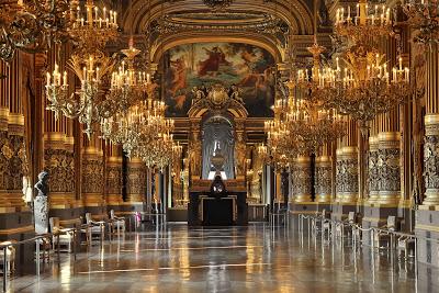 صالة بالايز غارنير الكبرى, دار الأوبيرا بباريس, أفضل صور,