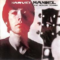 Harvey Mandel - The Mercury Years