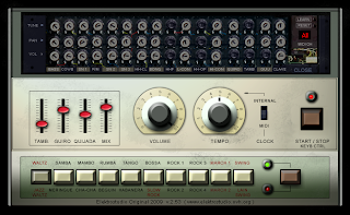 rhythmus by elektrostudio VST Open
