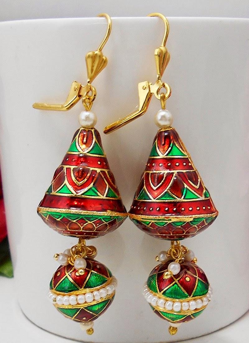 http://www.cbazaar.com/earrings/semi-precious-earring/charming-red-meenakari-earrings-p-erumk5530.html