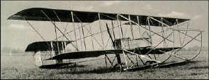 1910 Farman Renault MF7