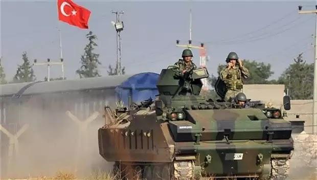 Συρία: 20 άμαχοι νεκροί από βομβαρδισμούς του τουρκικού πυροβολικού και της αεροπορίας