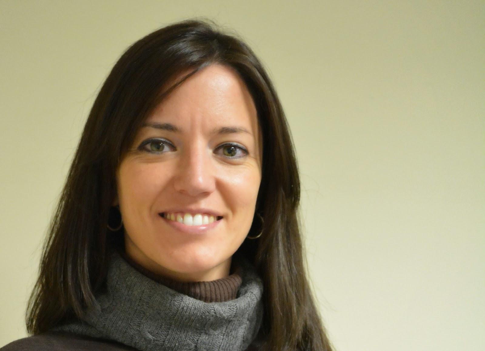 Elena Arribas, Directora de Esgoevents, S.L: creada en octubre de 2014
