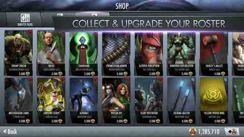 Injustice: Gods Among Us, iPhone Games Action  Free Download, iPhone Applications
