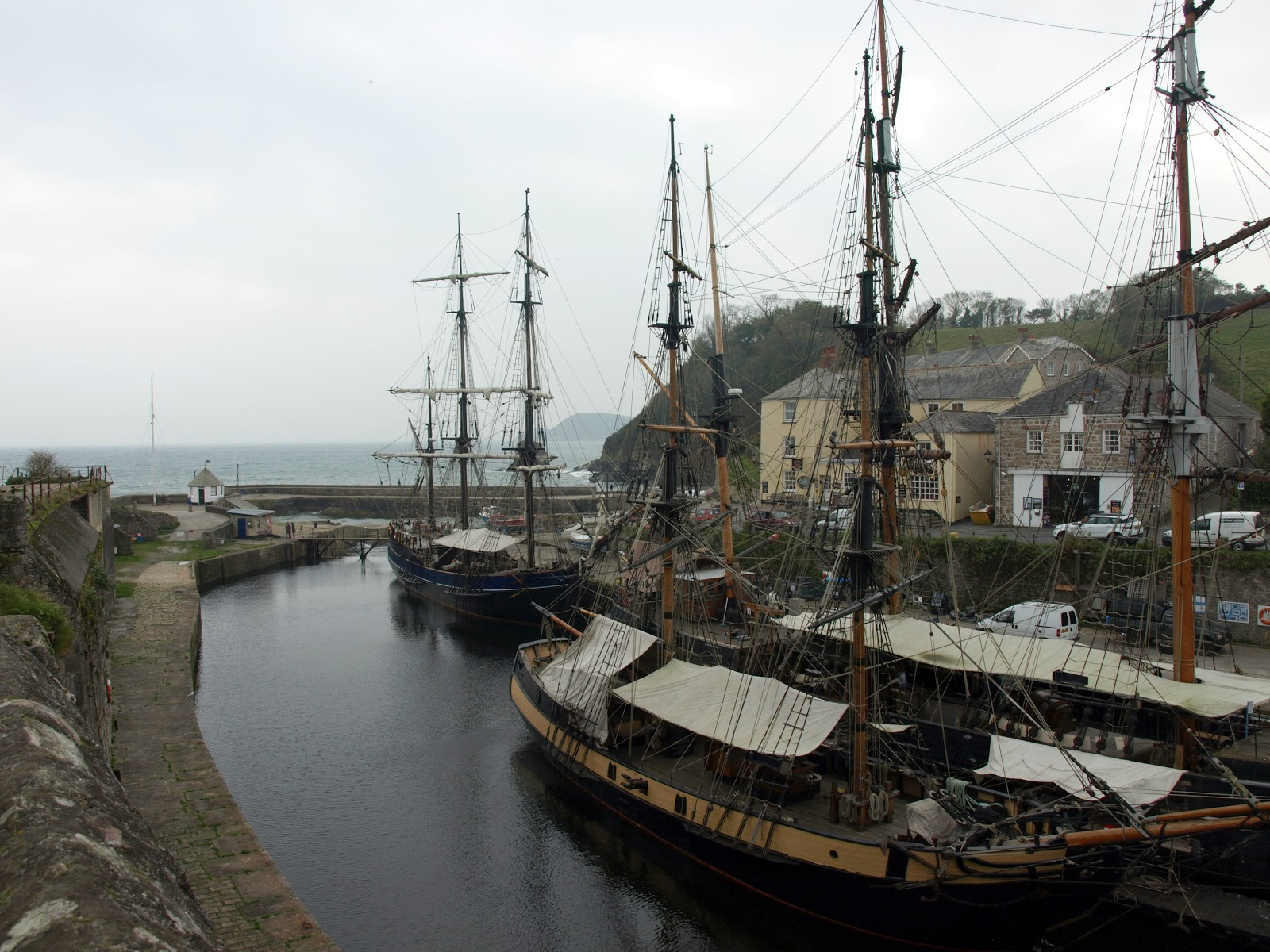 Charlestown gets its name from the person who conceived it ...