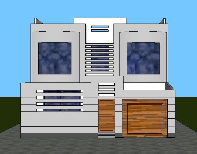 Fachadas y casas grandes dise os para fachadas de casas for Disenos de fachadas de casas de dos pisos modernas