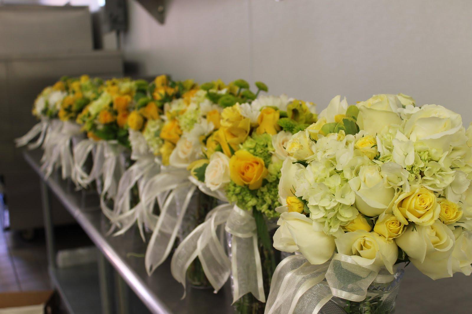 Miss Kopy Kat Hand Tied Bouquets