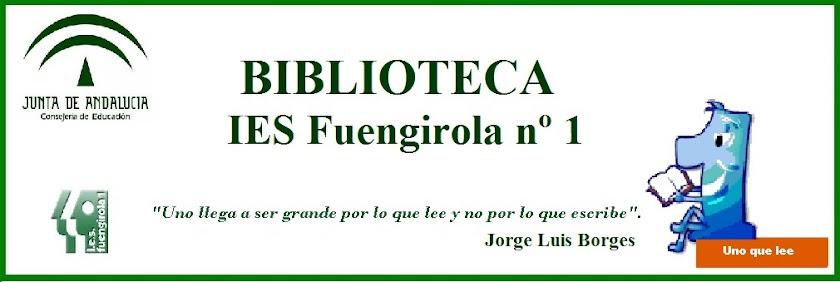 Biblioteca IES Fuengirola Nº 1