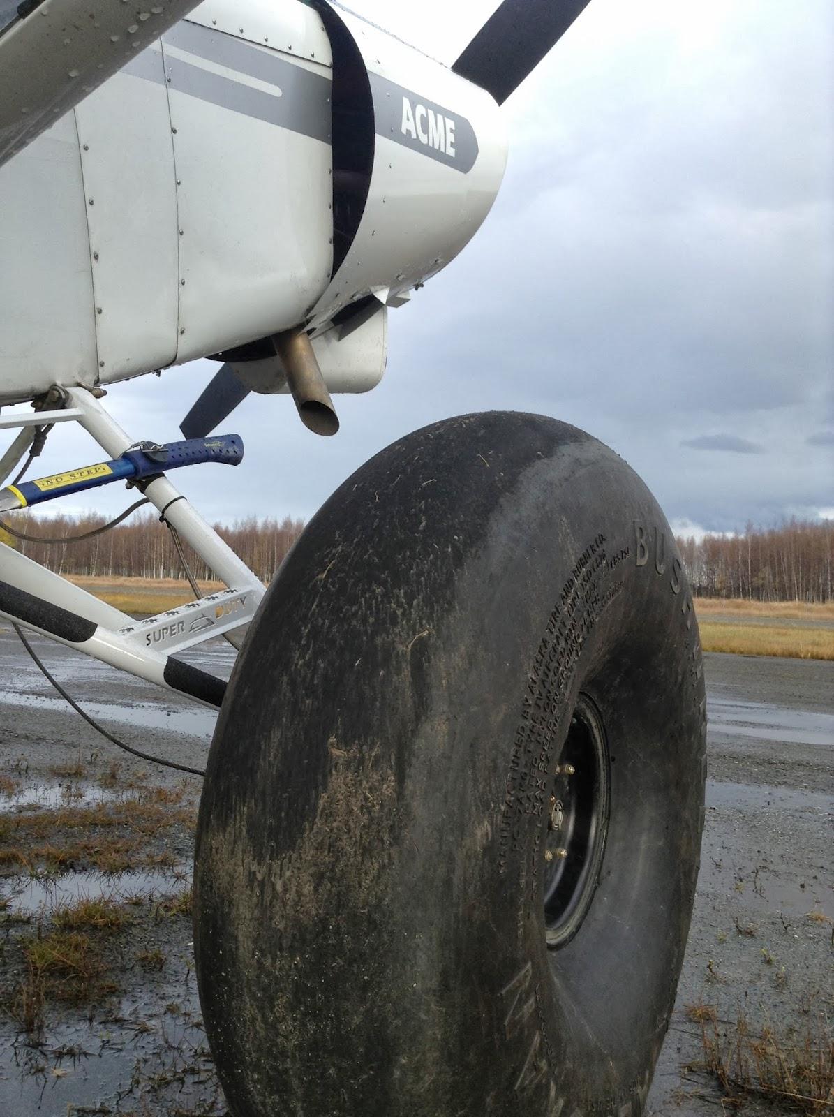 Flight School at Lake Hood: Float Ratings, Super Cub Tail ...