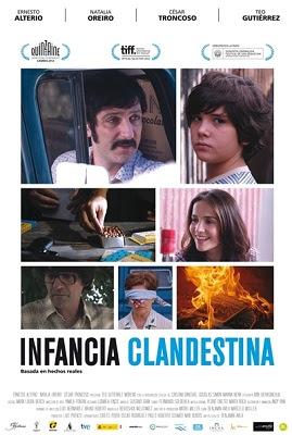 Infância Clandestina – Legendado