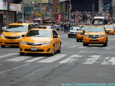 Viaje a Nueva York (1º parte). Consejos prácticos