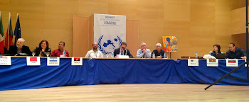 """""""Asamblea ONU"""" Jóvenes estudiantes europeos"""
