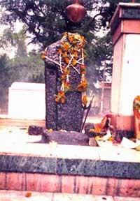 Idol Of Shani Shingnapur