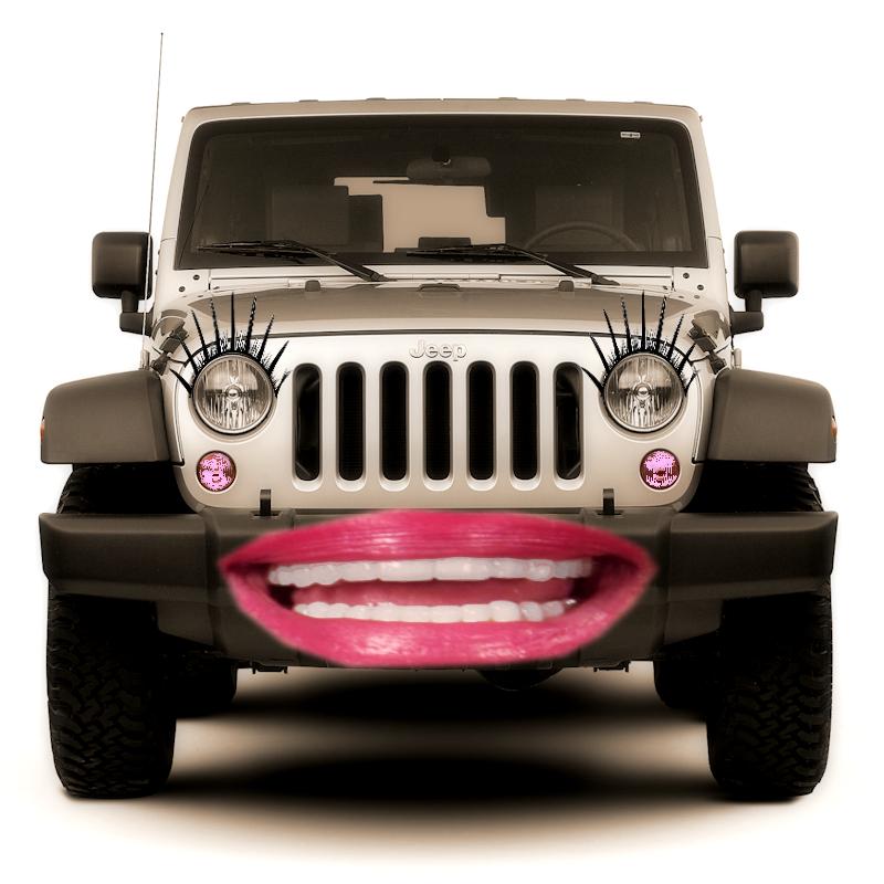 Rock Rails Jeep Wrangler jeep eyelashes - Jeep Wrangler Forum
