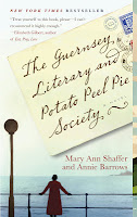 The guernsey literary and potatoe peel pie society cover