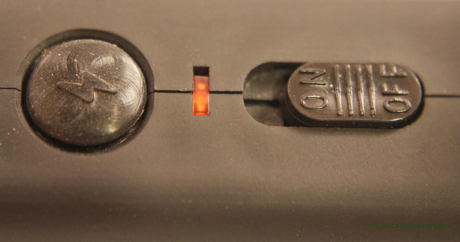 Vipertek VTS-881: Closeup Of Controls