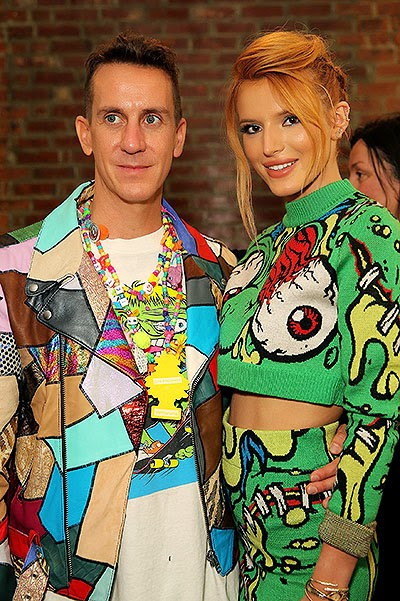 Fashion Week_Jeremy Scott show