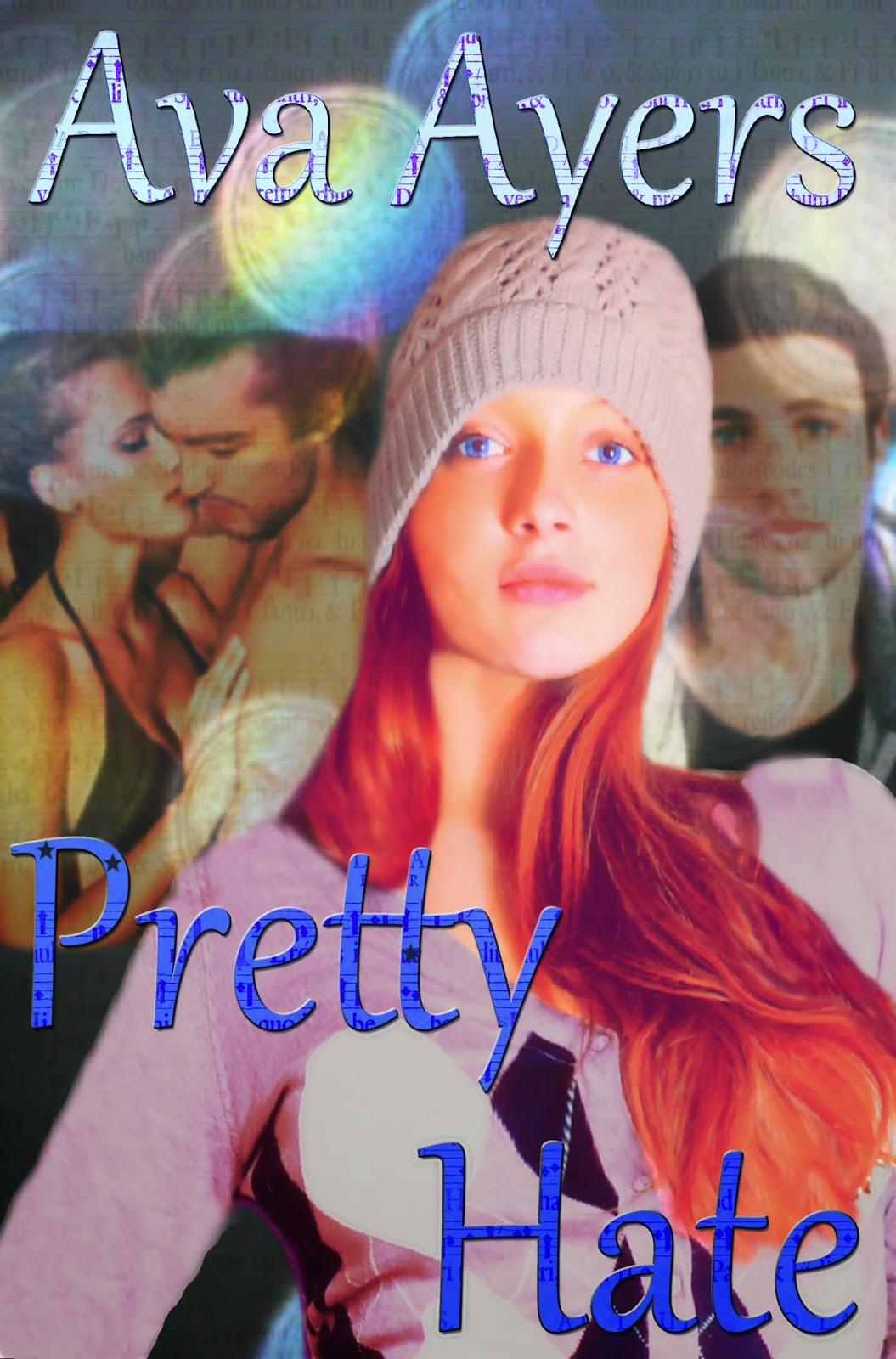 Ava Ayers' Pretty Hate Cover