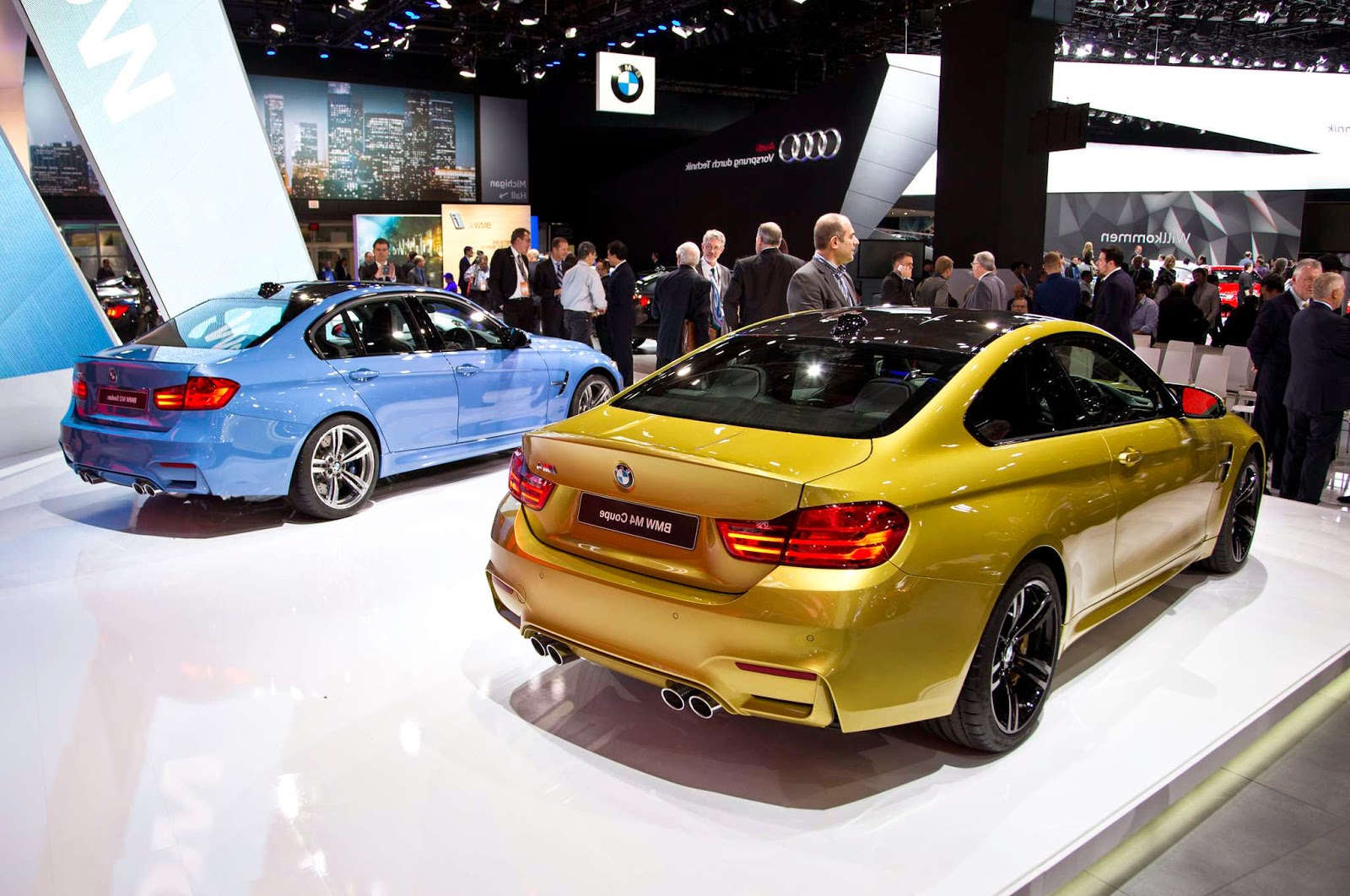 2015 BMW M3 Coupe Wallpapers