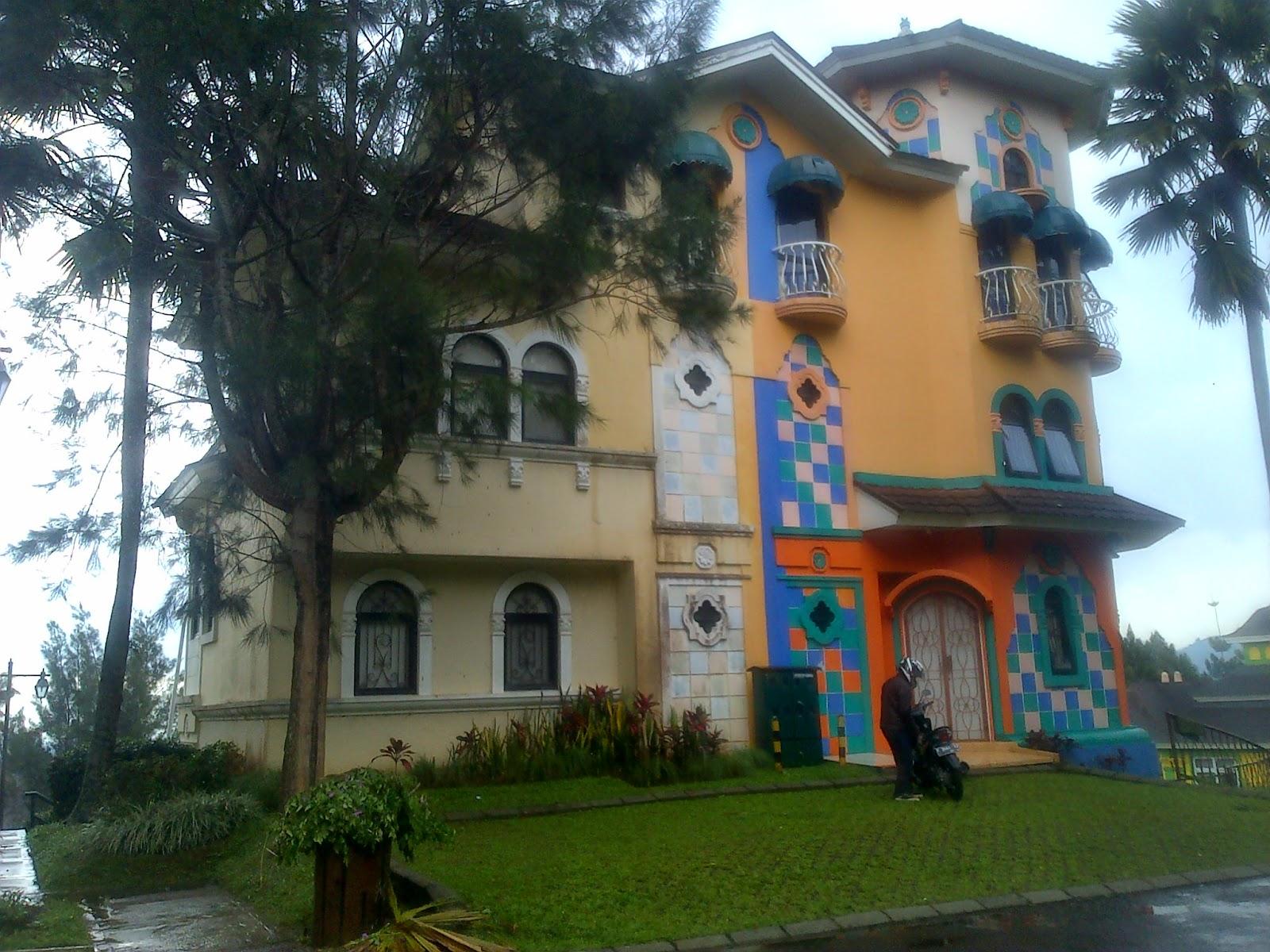 sewa villa di kota bunga