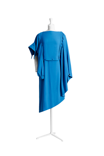 margiela per h&M vestito blu, margiela per h&M prezzi, Margiela per h&m collezione, Margiela per h&M price, Margiela for Hm dress price