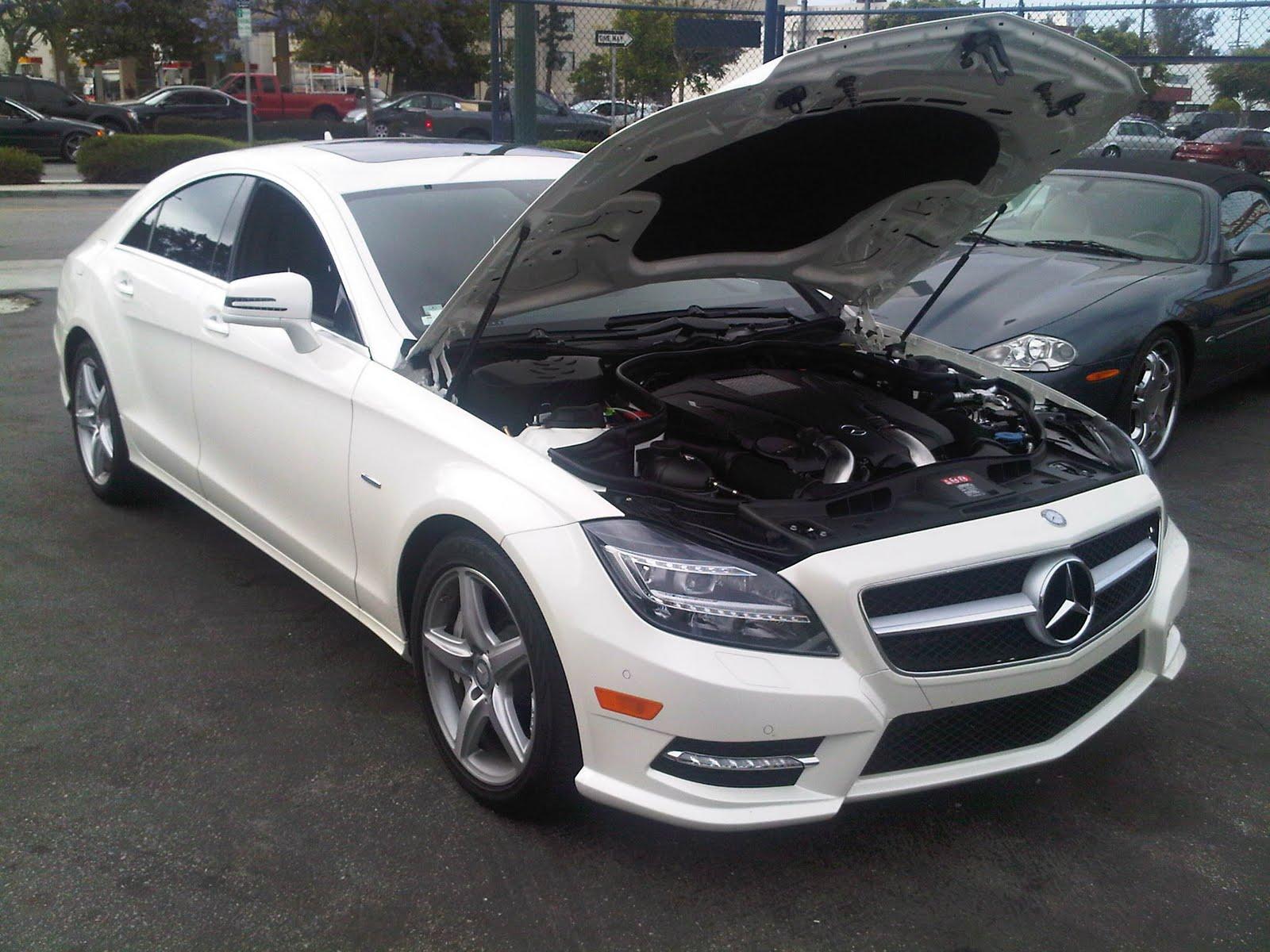 Mercedes Cls550 Price
