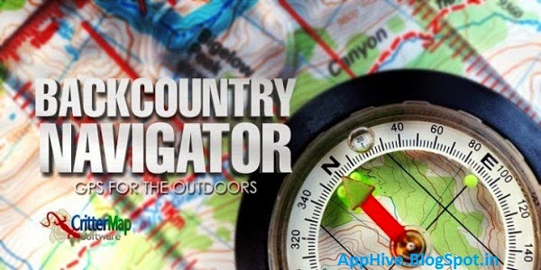 BackCountry Navigator TOPO GPS v5.7.3