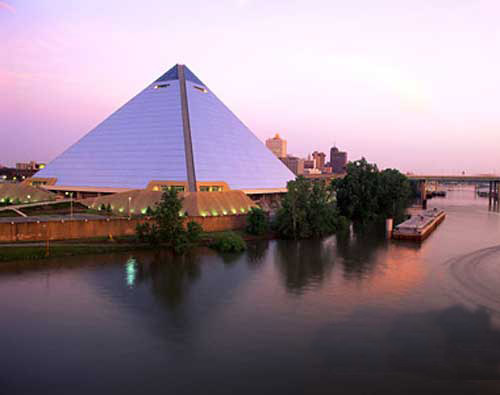 5 Bangunan Piramida Modern Di Dunia [ www.BlogApaAja.com ]