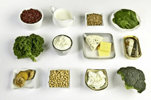 Oleh karena itu diperlukan jenis makanan tinggi kalsium sehingga kesehatan tulang dan tubuh tetap terjaga