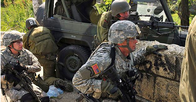 НАТО НА ДЕЛУ - случај Косова и Метохије